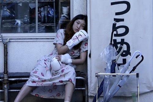【試写レビュー】『百円の恋』を観に行きました。