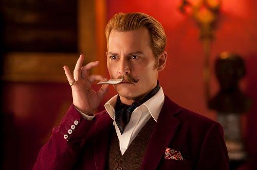 【今週見るならこの映画!】またまたお騒がせ!?みんな大好きジョニー・デップの新キャラクター『チャーリー・モルデカイ 華麗なる名画の秘密』