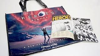 【プレゼント】『HEROES Reborn/ヒーローズ・リボーン』オリジナルグッズを【3名様】にプレゼント!