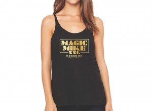 Lady's Tank Top WelcomeGraphic0009v15
