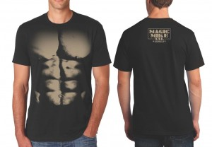 Six Packs T-shirt M sizeWelcomeGraphic0010v11