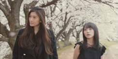 「アンフェア」最後の映画で、子役だった向井地美音ちゃんが大人に