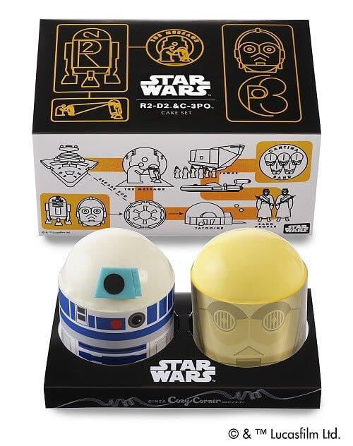 """""""R2-D2&C-3PO""""ケーキセット_s"""