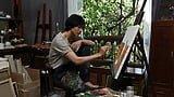 絵描きを志す19歳と、夫を亡くした60歳との奇妙なルームシェア。心がじんわり温かくなる、おすすめ邦画
