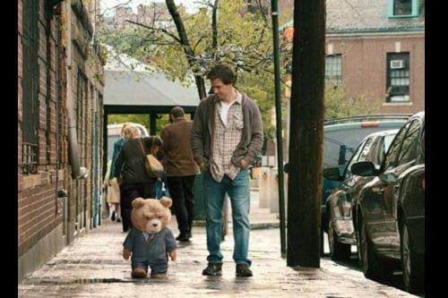 『テッド』並みに笑える!魅力的なキャラクターが登場する映画