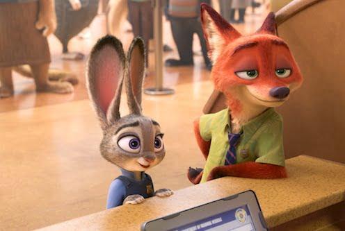ディズニー・アニメーション最新作は、もふもふボディがキュートすぎるヒロイン!映画『ズートピア』