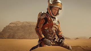 マット・デイモンが火星にひとりぼっち!?映画『オデッセイ』