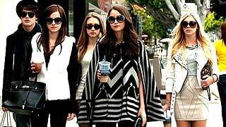 ハリウッドの若手セレブが出演する映画が、ファッションコーデのお手本になる!