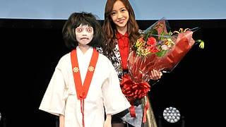 映画初主演の板野友美デビュー10周年記念!4月2日公開映画『のぞきめ』イベントにて主題歌発表!