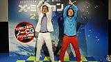 R-1王者・じゅんいちダビッドソンが涙目!MG極限リアクション!!映画『X-ミッション』イベントレポート