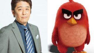 日本一の怒りんぼうの坂上忍さんに決定!3D映画『アングリーバード』主人公の声優決定!