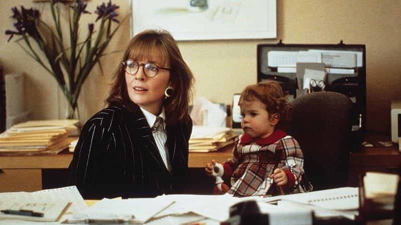 Diane Keaton inBaby Boom