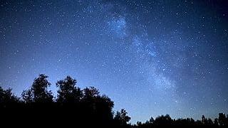 今夜は星空が美しい映画でロマンチックな気分に