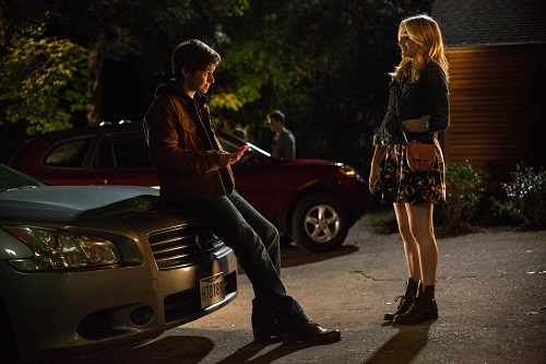 """Nick Robinson and Chloë Grace Moretz star in Columbia Pictures' """"The 5th Wave."""""""