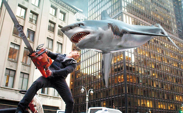 Sharknado 2 (2014) Ian Ziering