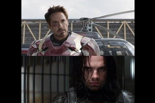 『シビル・ウォー』:バッキーvsチームアイアンマン勃発!アイアンマンの最新スーツもチラ見せ!