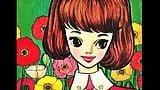「カワイイ」の先駆者!イラストレーター・内藤ルネの少女画が可愛すぎる!