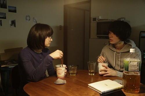 『二重生活』では門脇麦ちゃんと同棲中の彼氏・卓也役