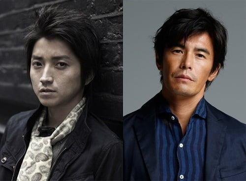 藤原竜也さんと伊藤英明さんは初共演