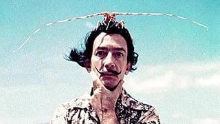 映画制作にも携わった画家 サルバドール・ダリのシュールな表現