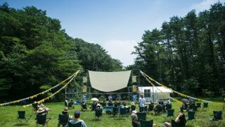 富士山のふもとで映画祭!?キャンプと映画の両方が楽しめる「湖畔の映画祭」ってご存知?