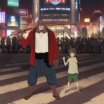 『時をかける少女』、『バケモノの子』などを手掛けるアニメーターにして映画監督・細田守の代表作品