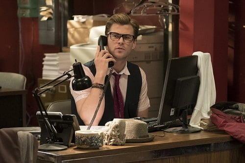 兄:クリスは、8月11日から先行公開される『ゴーストバスターズ』に出演