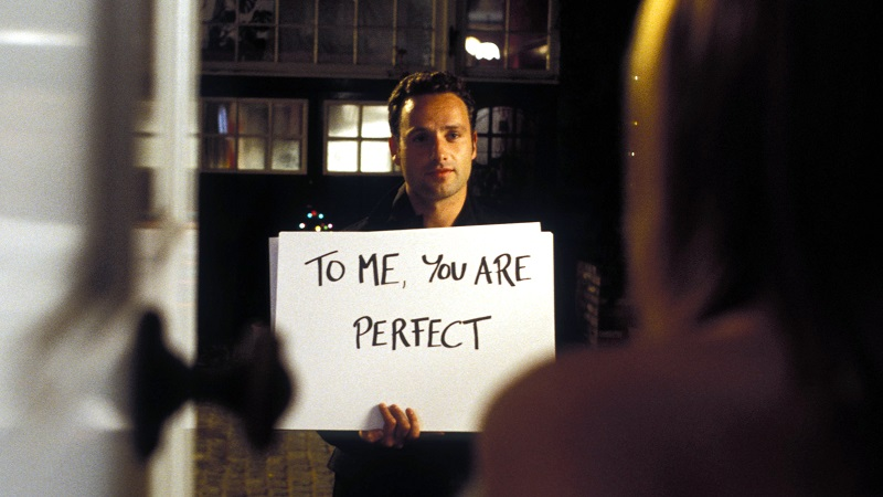LOVE ACTUALLY, Andrew Lincoln, 2003, (c) Universal/courtesy Everett Collection
