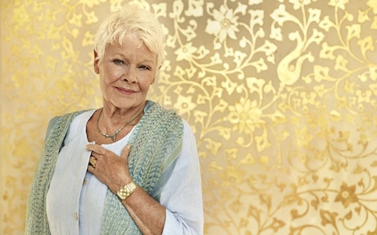 Judi Dench for arts if used to be paid for by Arts