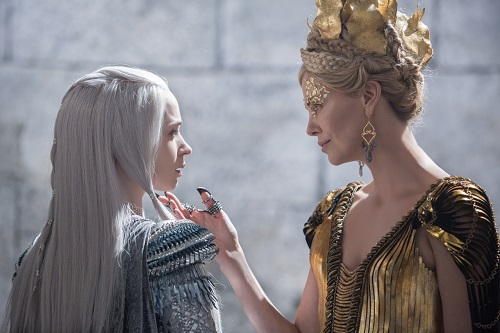 『スノーホワイト/氷の王国』など、グリム童話が原作のファンタジー映画