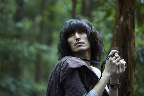 映画初出演の志磨遼平さん