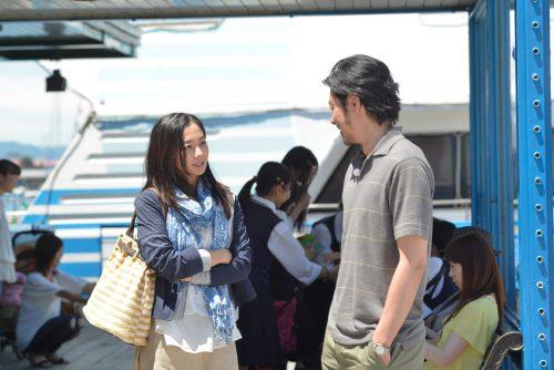 優香さんとオダギリジョーさん