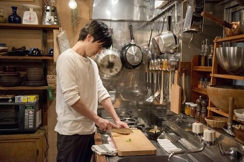 料理する姿が超カッコイイ♡