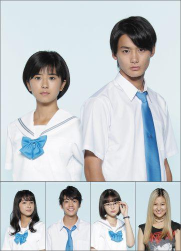 野村周平くん、黒島結菜ちゃんは、初共演となります!
