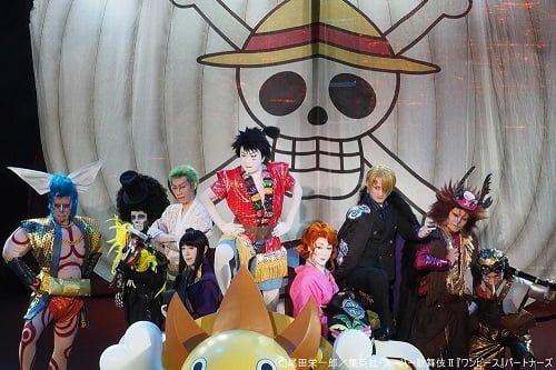 【プレゼント】シネマ歌舞伎『スーパー歌舞伎Ⅱ ワンピース』オリジナル観劇手帖を【3名様】にプレゼント!