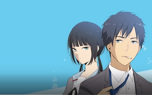 ★ReLIFE_イラスト