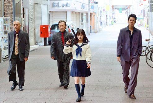 映画『銀魂』や佐藤勝利とのW主演『ハルチカ』など続々出演!奇跡の美少女・橋本環奈に注目!