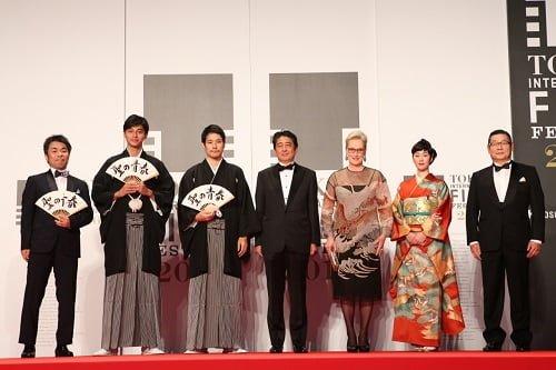 いよいよ開幕!第29回東京国際映画祭