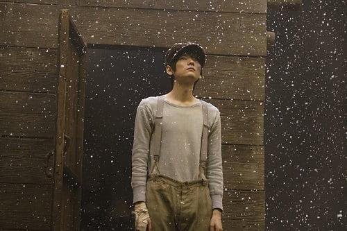 エルを一生涯想い続ける幼なじみのオヴェス(古川雄輝)