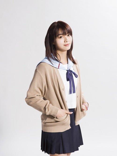 狩生玲奈(かりう・れな)役の池田エライザちゃん