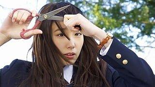 飯豊まりえ前髪バッサリカット!映画『きょうのキラ君』地味系女子からキラキラ女子へ!大変身画像解禁!