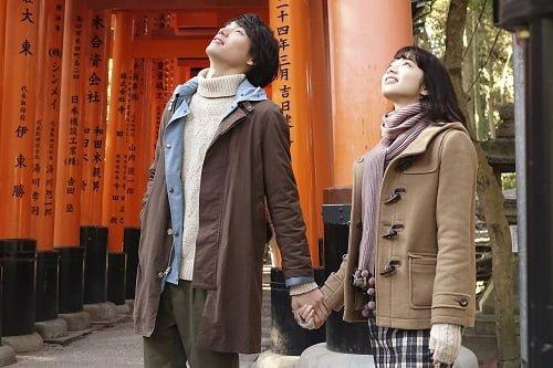 伏見稲荷大社など、デートに行きたくなります!