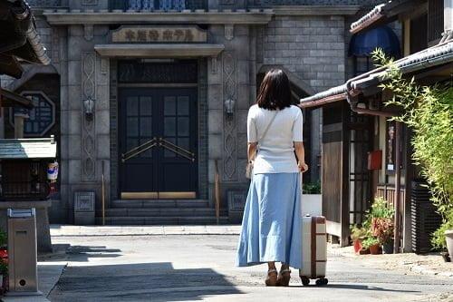 泊まっていたホテル(本能寺ホテル)のエレベーターに秘密が・・・