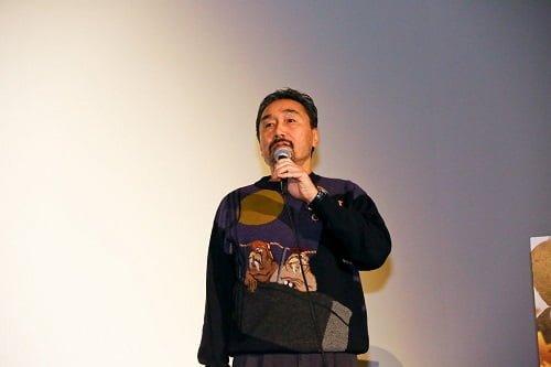 原作者の黒川博行さん