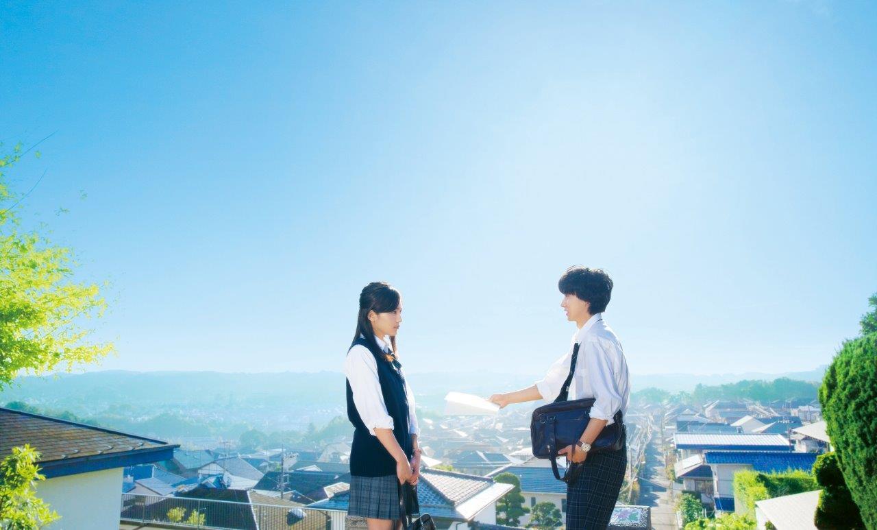 山﨑賢人が屋上で無邪気にジャンプ!映画『一週間フレンズ。』秘蔵メイキング映像解禁!