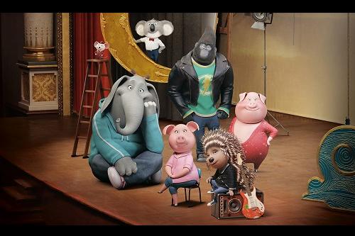 【プレゼント】動物たちが歌い踊る!『SING/シング』オリジナルステーショナリーセットを【3名様】にプレゼント!