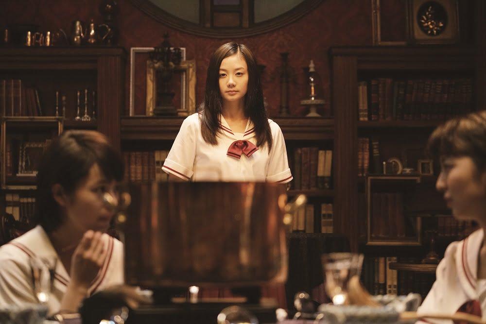 耶雲監督「彼女はある意味天才」映画『暗黒女子』女優・清水富美加の凄みが集約した本編映像解禁!