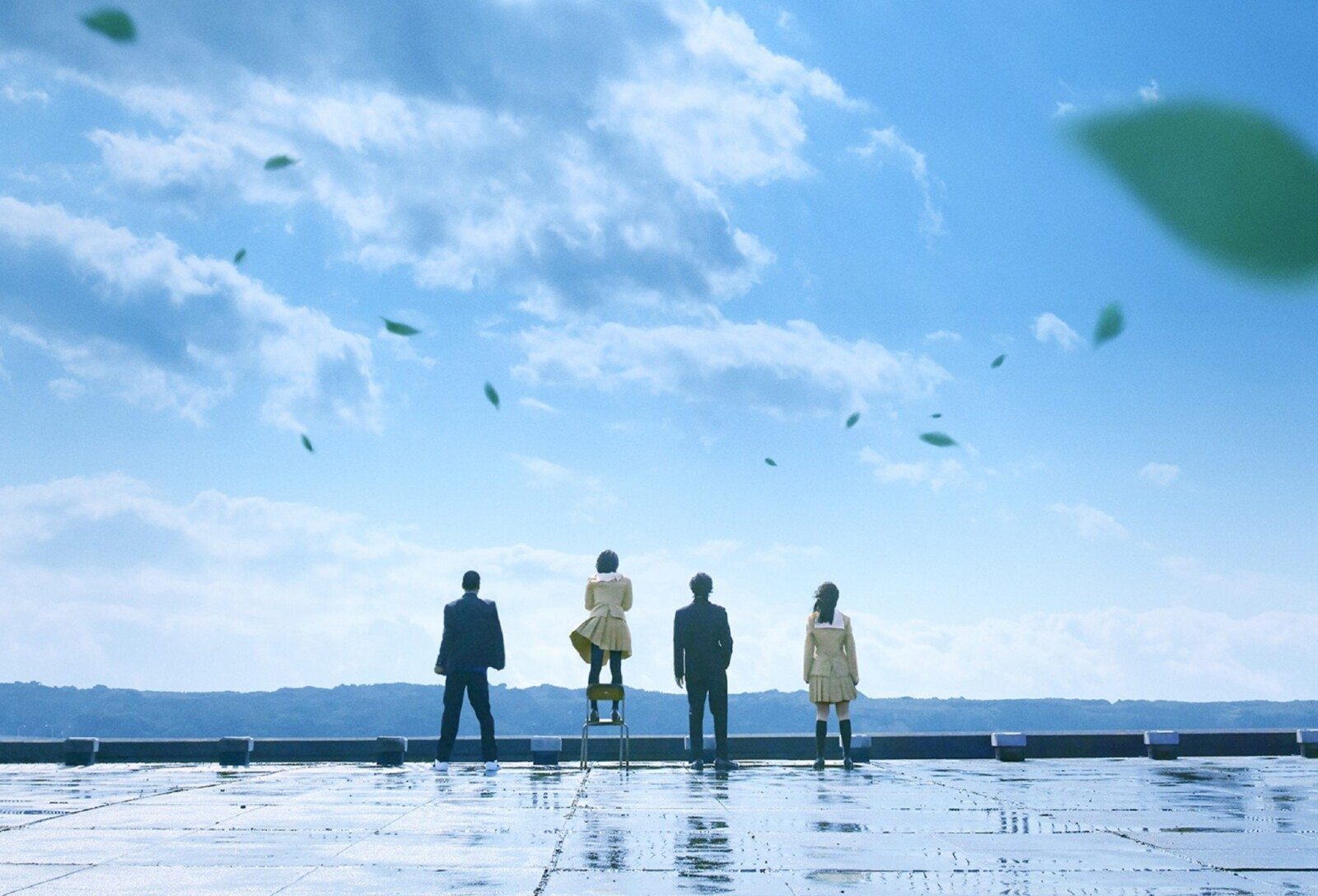 主演:中島健人×ヒロイン:芳根京子『心が叫びたがってるんだ。』実写化決定!出演者&公開日&ビジュアル解禁!
