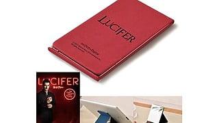 【プレゼント】DVDリリース記念!「LUCIFER/ルシファー <ファースト・シーズン>」モバスタ・メタルミラースタンドを【3名様】にプレゼント!