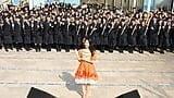 大ヒット上映中!映画『モアナと伝説の海』屋比久知奈×名門吹奏楽部が主題歌「どこまでも~How Far I'll Go~」を生披露!